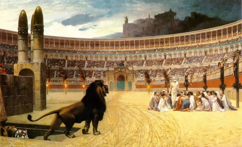 Resultado de imagem para sofrimento dos apostolos